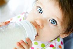 Lait alimentation bébé biberon
